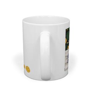 夏のかき氷マグカップ