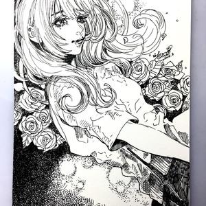 【原画】ポストカード