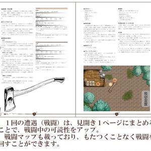D&D5版キャンペーンシナリオ「箱庭の荘園」電子書籍版