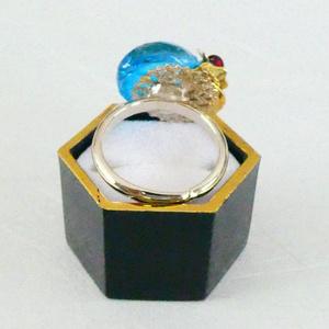 【一期一振りイメージ】空色の優しさ(指輪)