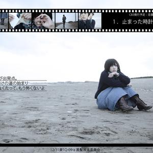【C83】言葉と写真の恋愛短編集「最高の片想い」