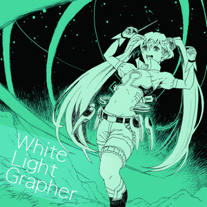White light grapher