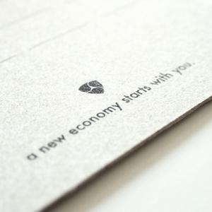 nemフロッキー印刷カード