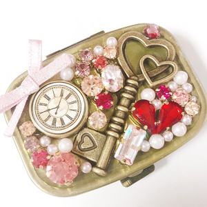 antique keyピルケース/4種