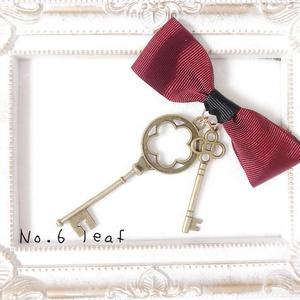 leaf keyクリップ