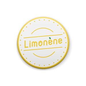 Limonène 缶バッジ