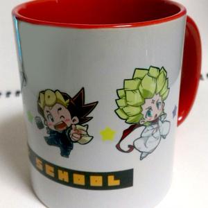 学園でゅえまマグカップ