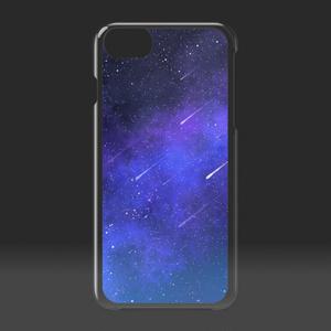 流れ星のiPhoneケース