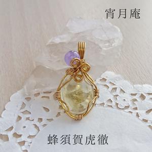 刀剣男士イメージ 天然石ネックレス