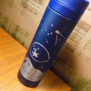 【受注9/8まで】StarCupサーモボトル