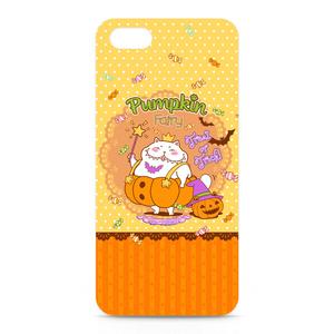 カボチャの妖精✪「グレート太猫」iPhoneケース