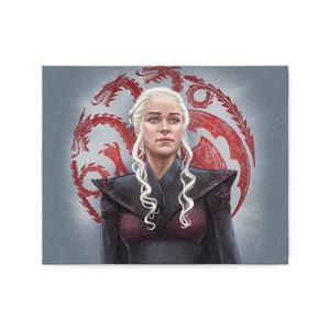 Daenerys Targaryen キャンバス