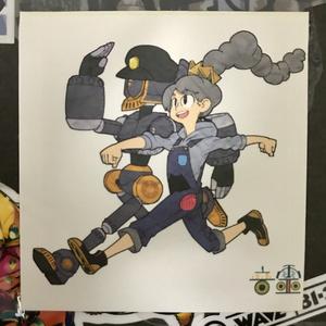 【ステッカー】音霊_0034