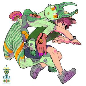 【ステッカー】音霊_051