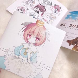 【C95】UNICOLLECTION 2018 (不織布バッグ付き)