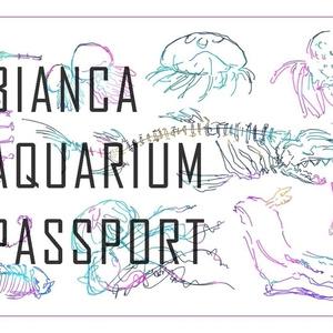ビアンカ水族館年間パスポートカード