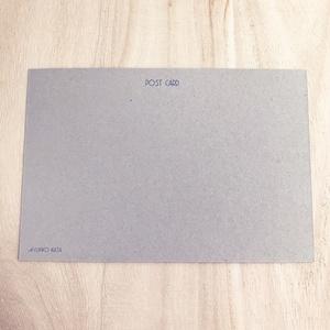 Post card(迷子の宇宙飛行士)