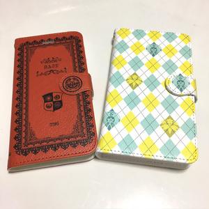 伊達組・源氏兄弟 スマホ用手帳型ケース