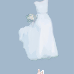 My white dress パスケース