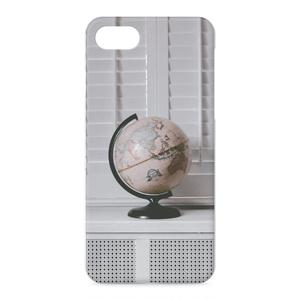 globe iPhoneケース - iPhone 8 / 7 - 正面印刷のみ