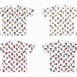 【受注通販】A3!フルグラフィックTシャツ