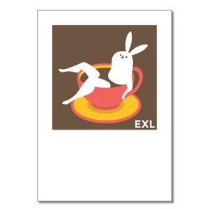 蔵書票(EX LIBRIS)Have a break