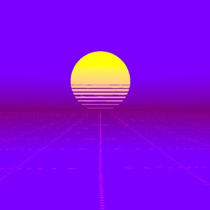 vaporwave Shader