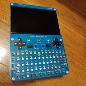 D-Pad and Button (Hyper Keyboard Pi)