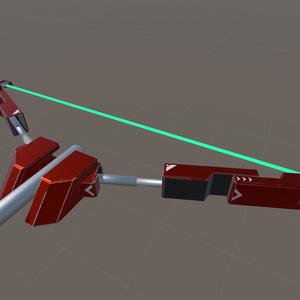 変形レーザークロスボウ ANG-003