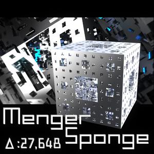 3Dモデル【メンガーのスポンジ.fbx】