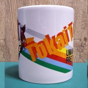 ウマ娘SDトウカイテイオー マグカップ