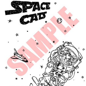 SPACE CATSエコバッグ