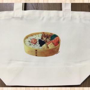 お弁当猫のランチバッグ