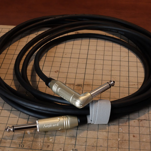 Fat Guitar Cable/4m