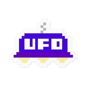 UFO - ステッカー