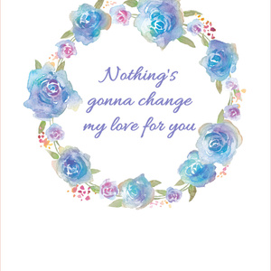 12/10新刊①Nothing's gonna change my love for you【燭へし】