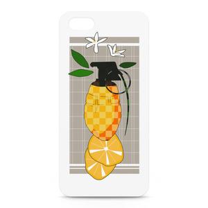 檸檬弾 iPhoneケース