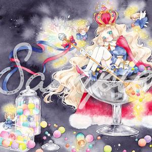 ポストカード:Sugar Coating