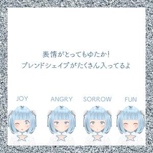 【VRMキャラ】ランメイ【セシル変身製】