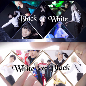 Ent!!! on ICE - White - & - Black - 2冊セット