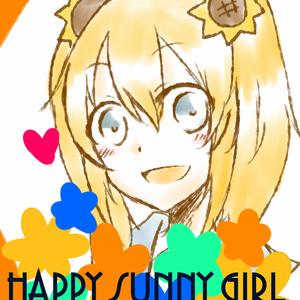 HAPPY SUNNY GIRL