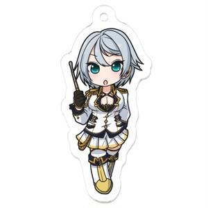 【空戦乙女】アクリルキーホルダー【受注受付終了】