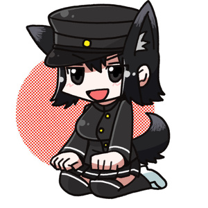 SNSアイコン向けイラスト作成