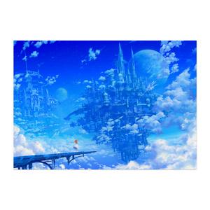 ポスター『blue_ophelia』