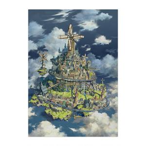 ポスター『水風車の街』