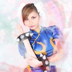Fighter Queen.【コスプレ写真集】