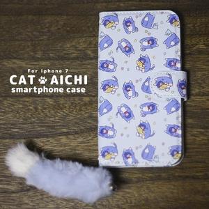 CAT AICHI手帳型スマホケース