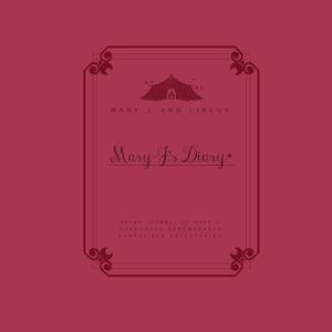 絵の本「メアリージェイとサーカス」