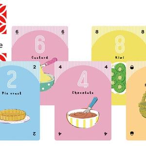 フルーツパティスリー「お菓子作りは闘いだ!」