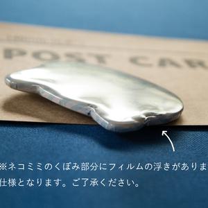 缶バッジ ネコ型 01